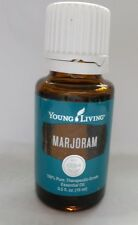 New! Young Living MARJORAM 15ml Essential Oil Sealed Fresh-100%Pure
