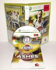 ASHES CRICKET 2009 - XBox 360 X-Box Playstation 2 Ps2 Play Station Gioco Game