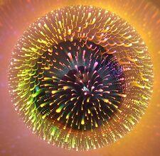 g95 LED Bulb Firework Blossom Light Bulb, 5W E27 3D