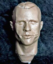 1/6 scale resin unpainted action figure head sculpt monkey robot master joker