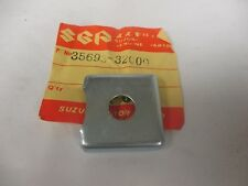 NOS Suzuki TS250 TS400 Front Turnsignal Plate 35693-32000