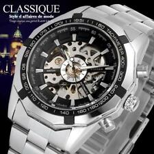 Montre Mécanique Automatique Fashion Top Marque FORSINING homme Men Watch