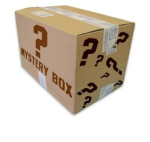 Mystery Tech Box! May Include Laptops, tablets And More!! Up To $300