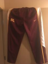 University of Minnesota Golden Gophers Basketball Pants (Adult Extra Large)
