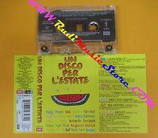 MC COMPILATION UN DISCO PER L'ESTATE 1997 Pooh Oxa Cocciante Nek   no cd lp