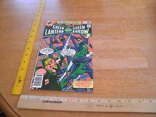 The Green Lantern 119 Bronze Age comic 1970's G/Vg tape Arrow
