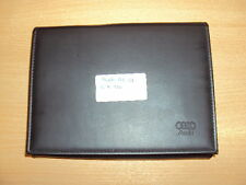 AUDI A2 TDI 2001 CAR OWNERS MANUAL / HANDBOOKS WITH WALLET