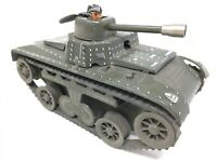 Char Tank Jouet Joustra Tchad Antique Toy Militaire Collection