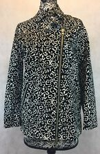 Opening Ceremony Women Jacket Size 0 NWT Suede Original Price $1195
