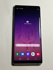 Samsung Galaxy Note 8-N950U-64GB-Gray-GSM Unlocked-Screen Burn-192AP