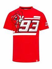 Marc Márquez oficial hombre MotoGP 'Ant 93' T-Shirt - 2019-Rojo -1933011