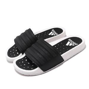 adidas Adilette BOOST White Black Men Unisex Sports Sandals Slide Slipper EG1910