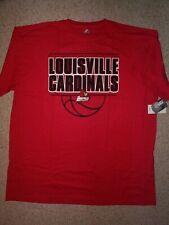 ($32) Louisville Cardinals Basketball Jersey Shirt Adult MENS/MEN'S (4XL-XXXXL)