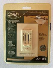 Hunter 27183 4 Speed Ceiling Fan & Light Slide Control Switch