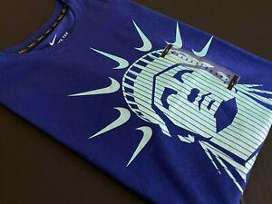 NWT Nike NYC Statue Of Liberty Swoosh Crown Men's Sz Medium T shirt