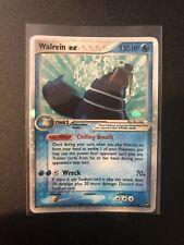 Pokemon: Walrein EX Power Keepers