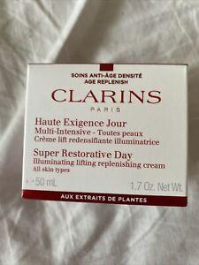 Clarins Super Restorative Day Cream - 50ml