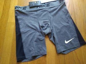 NWT, Nike Pro Men's Panel Tights / Compression Training Shorts # CJ4822