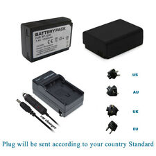 2x Battery &Charger for Samsung NX300 NX300M NX500 NX2000 NX2020 BP-1130 BP-1030