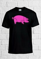 PINK FLOYD David Gilmour Pig Floyd Rock Music Men Women Top Unisex T Shirt 2314