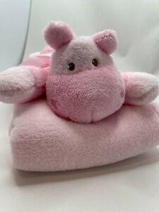 baby blanket wrap comforter children toy set velour plush gift newborn bear doll