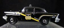 Matchbox COFFEE CRUISERS 1956 BUICK CENTURY POLICE Road Trip LOOSE