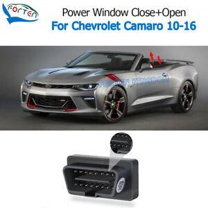 Car OBD Window Close Open Module For Chevrolet  Camaro 2010-2016 convertible