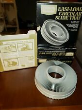 3 Sears Easy-Load 100 SlideTrays - for Sears, Sawyers, GAF Rototray - In Boxes
