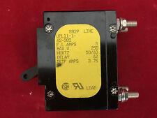 UPL1111-1-62-302 AIRPAX 3Amp 250V Circuit Breaker