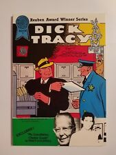 Dick Tracy #7 NM (Blackthorne Publishing,1986) Chester Gould Ruben Award Series!
