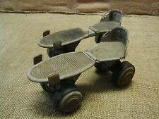 Vintage Roller Skates > Old Antique Skate Board Toy