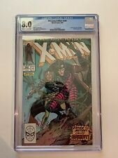 Uncanny X-Men #266 CGC 8.0 1st Full App Of Gambit 1990