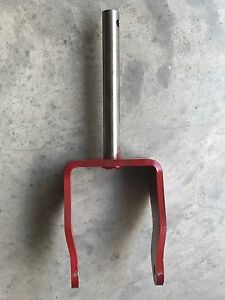 Sicma Finish Mower Wheel Fork Replaces Codes 5002719, BGM249