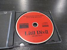 Philips CDI Litil Divil Demostration Disc Demo Disc Video Game CD-I RARE