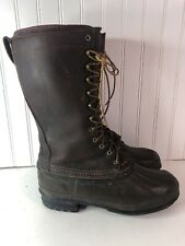 Schnees Size 10 Tall Mens Boots