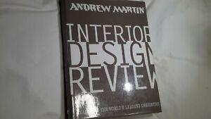 Andrew Martin Interior Design Review vol 14 by Andrew Martin (Hardback, 2010)