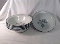 Noritake Veristone Bristol Cereal SOup Bowl Set of 6 Lovely