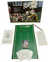 VINTAGE SAMSONITE PRO FOOTBALL BOARD GAME1969