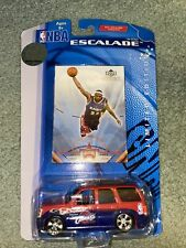 Lebron James Cleveland Cavaliers 2006 NBA Upperdeck Escalade 1 64 & Trading Card