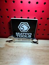 Matco Rcs18m2 18mm 12 Point Stubby Combination Wrench Usa