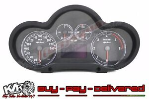 Genuine Alfa Romeo 2006 147 JTD M-Jet Dash - Instrument Cluster Gauges 4Cyl KLR