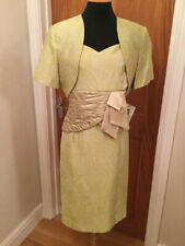 Beautiful NEW Green Outfit By PYFER & MAYKER Size 14