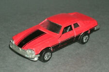 1/64 Scale Jaguar XJ-S Coupe Diecast Car with Opening Doors - Road Champs Red