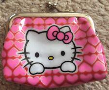 Girls Hello Kitty Pink Purse
