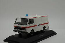 Rare !! VW LT Austria Polizei Police Car Custom Made 1/43