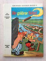 Album BD:Astérix et Obélix Die Goldene Sichel Sichel (Version Allemande) | 1971