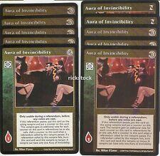 Aura of Invincibility x10 GE 3rd Ed KoT
