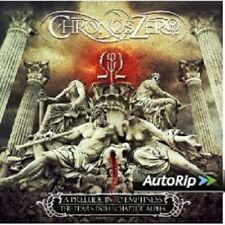 CHRONOS ZERO - A PRELUDE INTO EMPTINESS-THE TEARS PATH  CD NEW!
