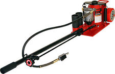 "Norco 72090A 20 Ton Air/Hydraulic Axle Floor Jack - 8-3/4"" to 23-1/2"""