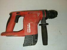 Hilti Rotary Hammer Te 4 A22 Compact Amp Cordless